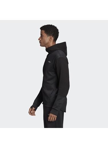 adidas Erkek Gu Fz Fl  Sweatshirt 265154 Siyah